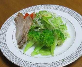 11月の野菜サラダ
