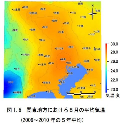 2013-8-3ヒートアイランド東京