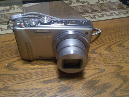 カメラ DMC-TZ20