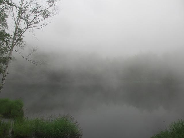 20130704霧の御射鹿池 (9)