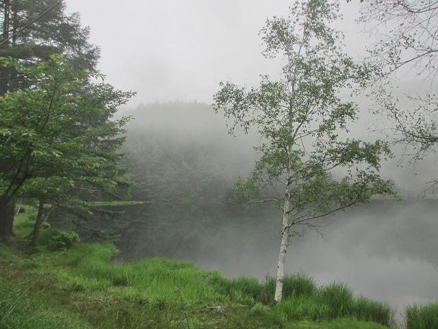 20130704霧の御射鹿池 (22)