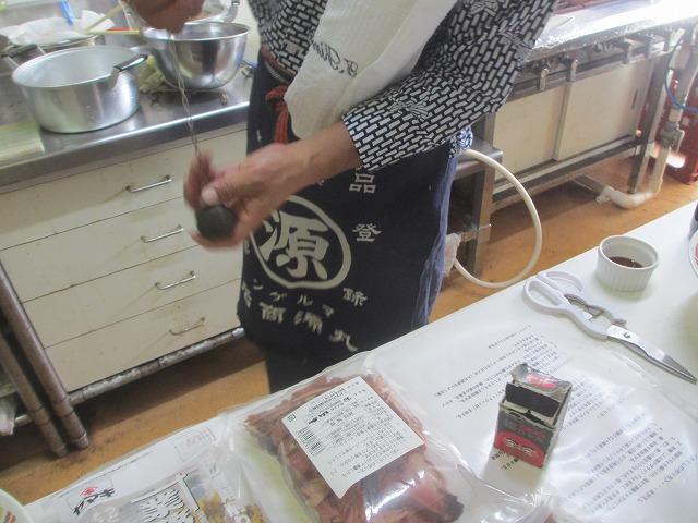 20130728岡谷そば打ち会のそばつゆ講習会 (32)