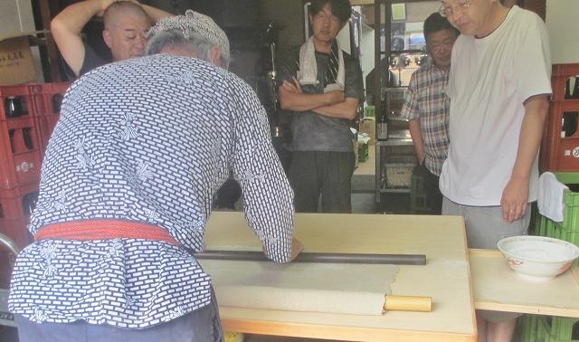 20130728岡谷そば打ち会のそばつゆ講習会 (49)