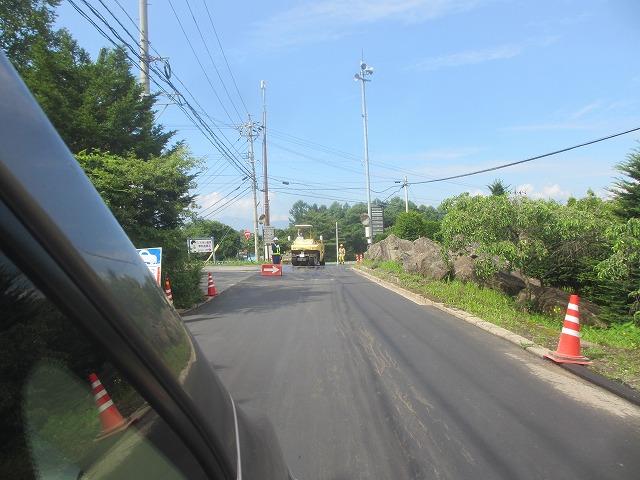 20130802近所の道路工事 (3)