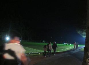 20130814ゴルフ場で花火大会 (1)