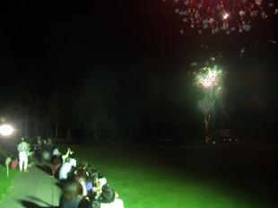 20130814ゴルフ場で花火大会 (12)