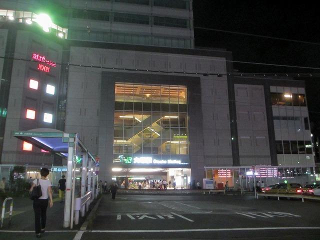 20130820大塚駅前が変わった (1)