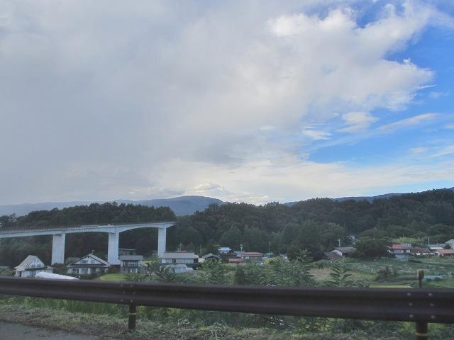 20130903エコーラインの稲と雨模様 (14)