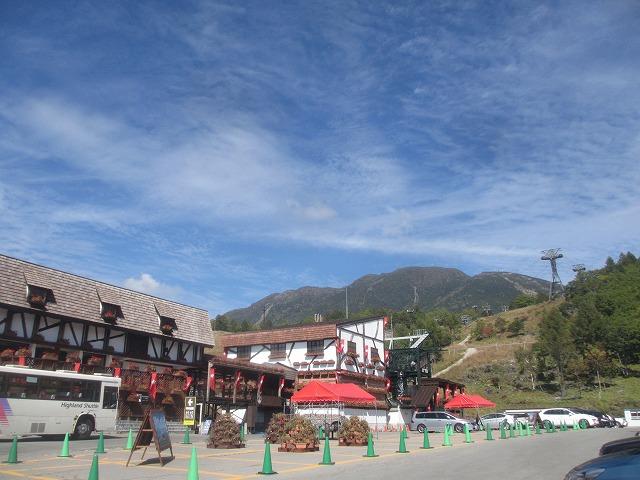 20130930北八ヶ岳ロープウェイ山麓駅 (1)