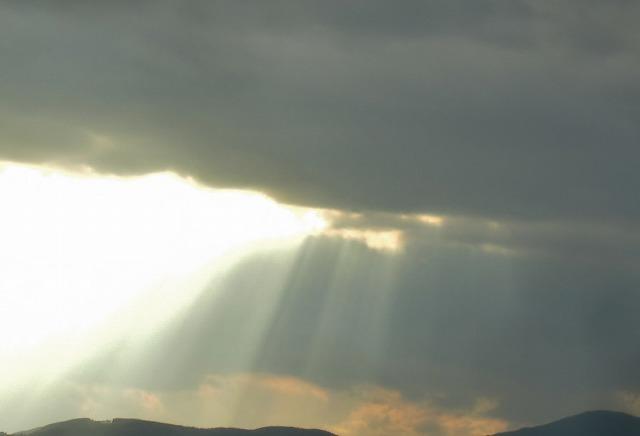 20131030新井上で天使のはしご (9)