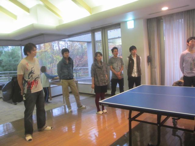 20131110バレー部卓球 (2)