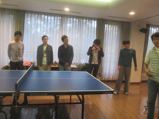 20131110バレー部卓球 (3)