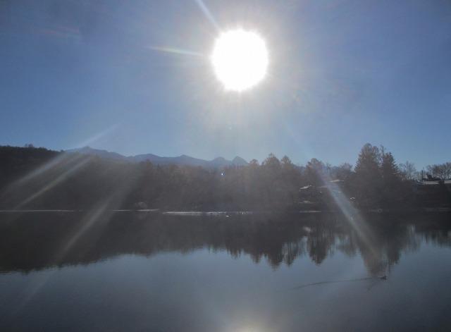 20131114蓼科湖が (2)
