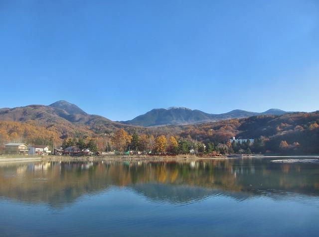 20131114蓼科湖が (3)