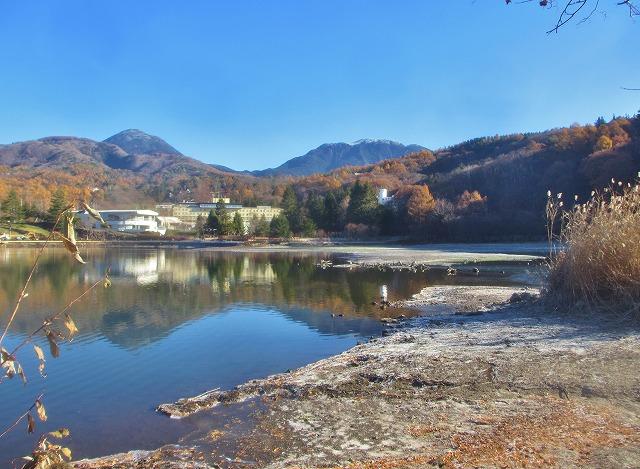 20131114蓼科湖が (6)