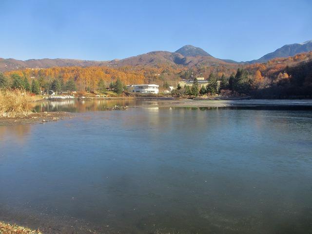 20131114蓼科湖が (9)