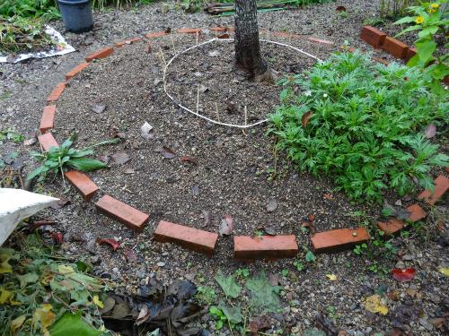 花壇 改造