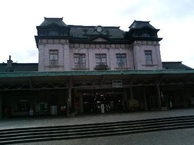 門司港の駅