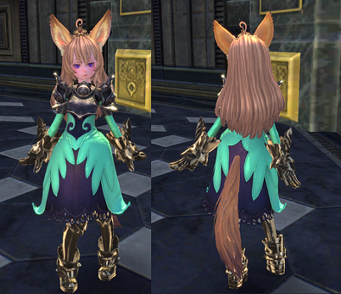 翠魔石の鎧