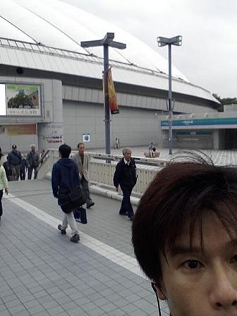 11月3日東京ドーム
