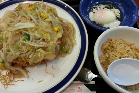 長崎皿うどん (2)