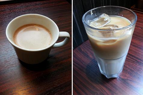 コロワイドの二重丸のコーヒー