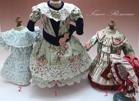大坪様作 ドレス1