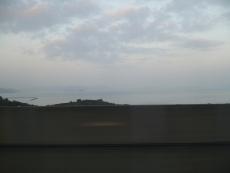 九州新幹線の景色