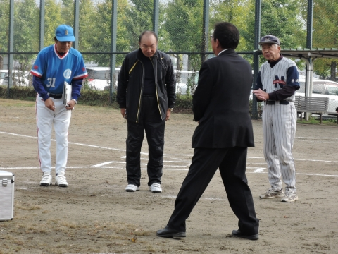 WSCソフトボール大会④