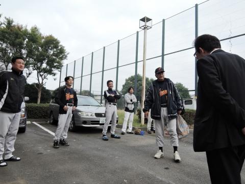 WSCソフトボール大会⑤