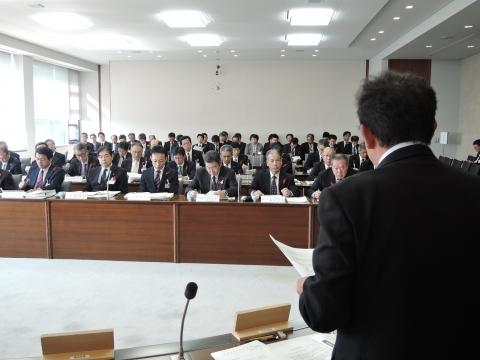 平成26年11月7日 総務企画委員会 質問②
