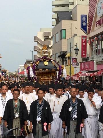 平成26年度 年番冨田町 神輿