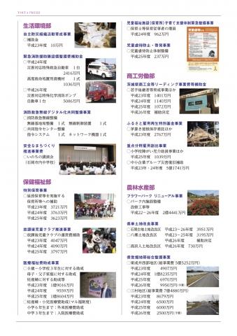 TOITA PRESS 21 事業報告号②
