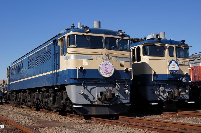 EF65-501 EF65-1115