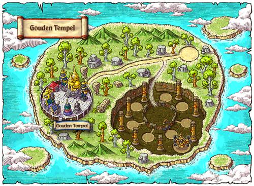 金箔寺MAP
