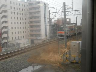 三郷駅付近
