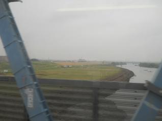 江戸川横断