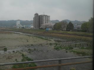 115系から浅川横断