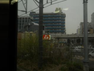 東神奈川付近
