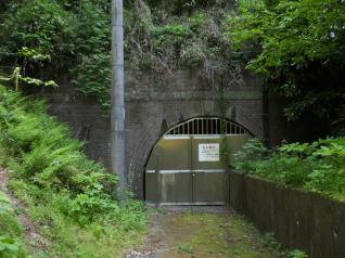 下水道設備用トンネル