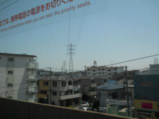 下町の鉄塔