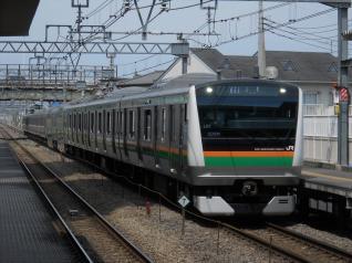 E233系タカLD7編成