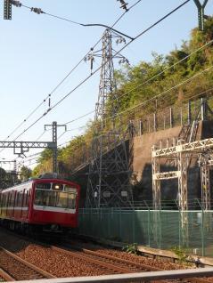 京急田浦線5号