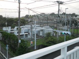 笠間町変電所