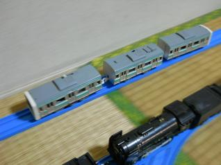E501系常磐線