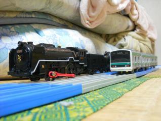 C62&E501系