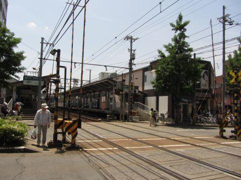 叡山電車修学院駅