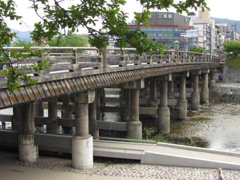 京都三条大橋