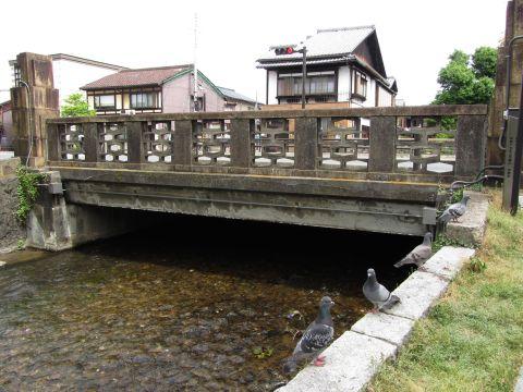 白川橋と白川