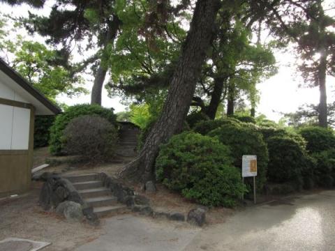 桑名城神戸櫓跡